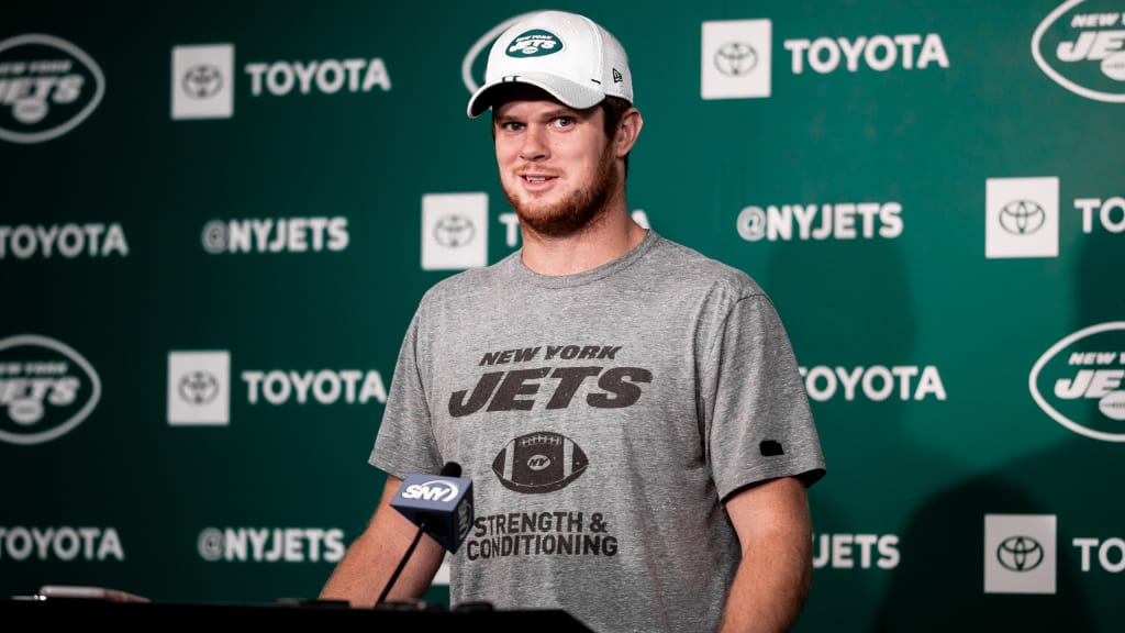 ny jets strength shirt