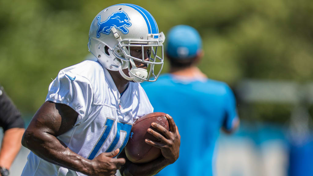 THE DAILY DRIVE: Lions rookie WR Brandon Powell headed for