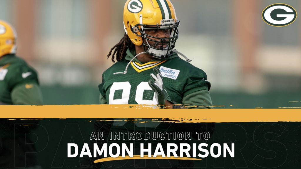 5 things to know about new Packers DL Damon Harrison