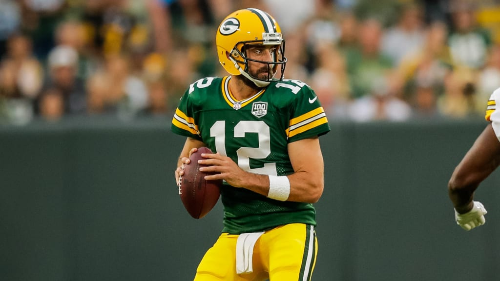 Packers sign QB Aaron Rodgers to contract extension