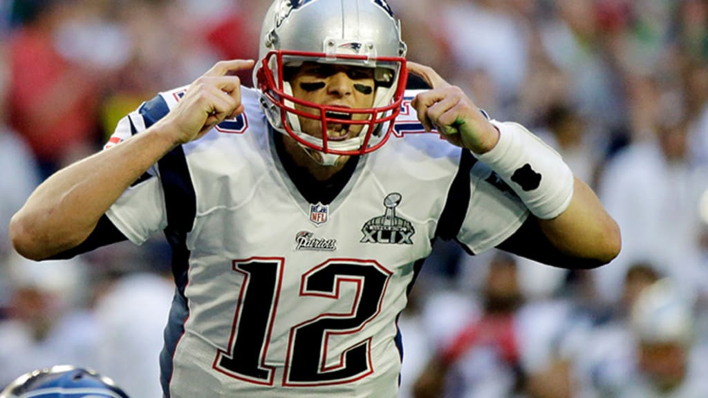 Tom Brady's Super Bowl XLIX jersey to be displayed at The Hall at ...