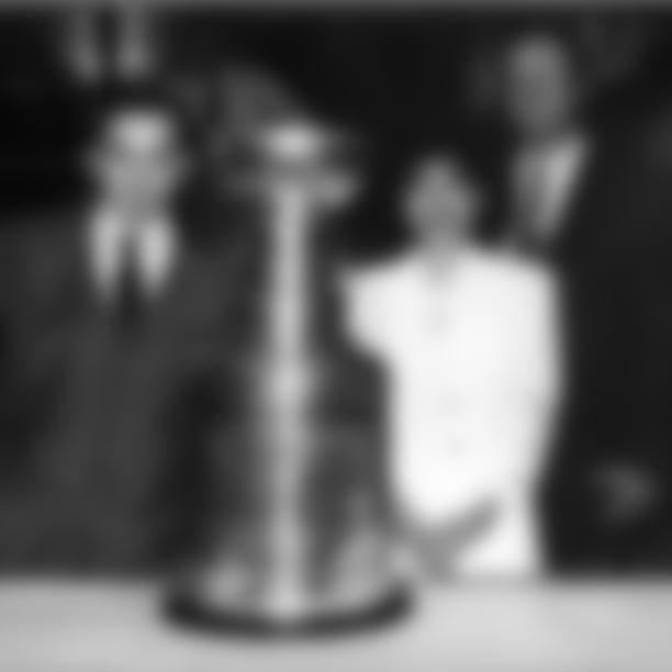 Yorks Eddie DeBartolo Stanley Cup