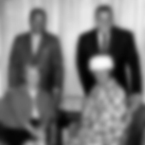 Josephine-Morabito-(Tony's-widow)-with-Joe-Perry-and-Jane-Morabito-(Vic's-widow)-with-Leo-Nomellini