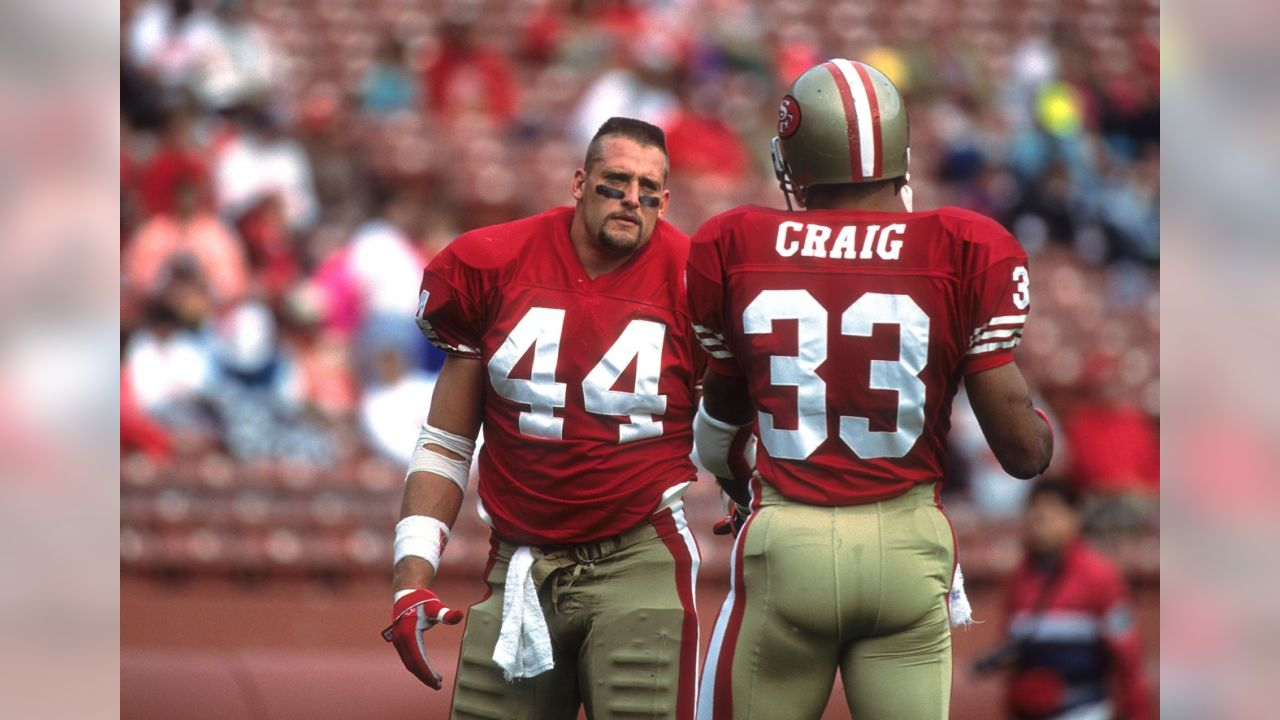 Looking Back at Tom Rathman's Career with the 49ers