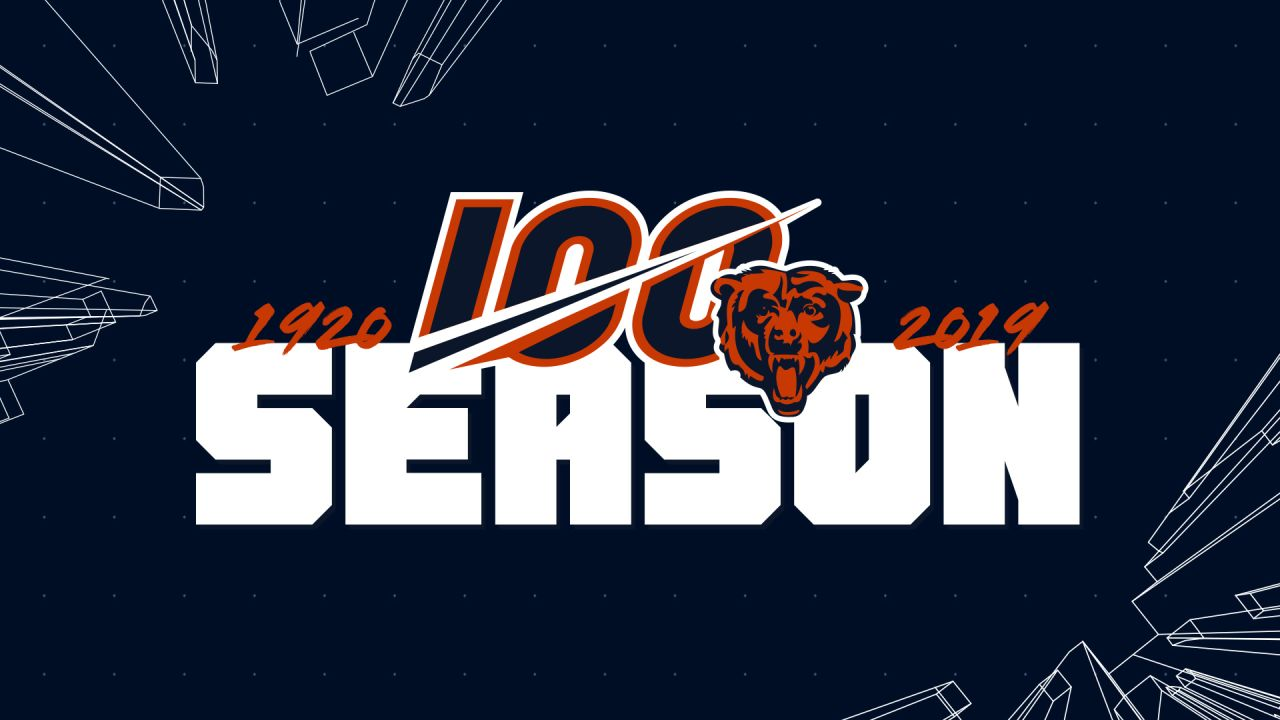 Bears Preseason Schedule 2020 Bears release 2019 regular season schedule
