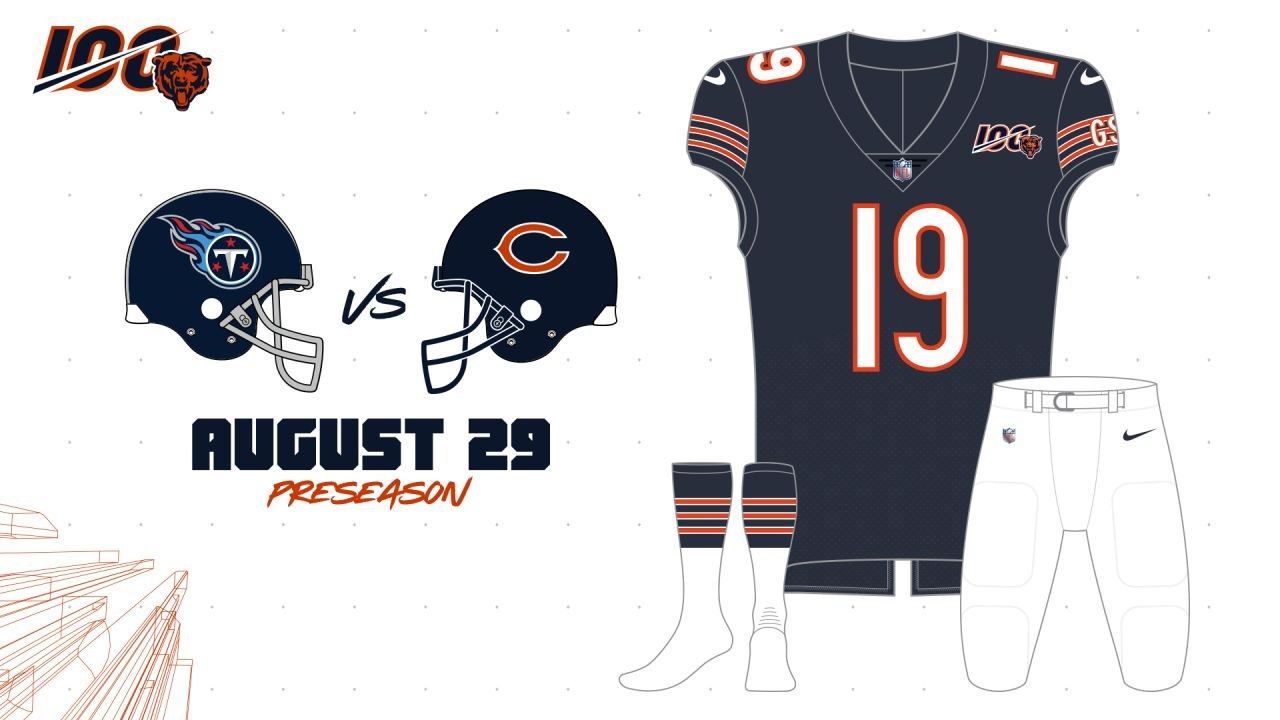 c3db53bb Bears reveal uniform schedule for home games