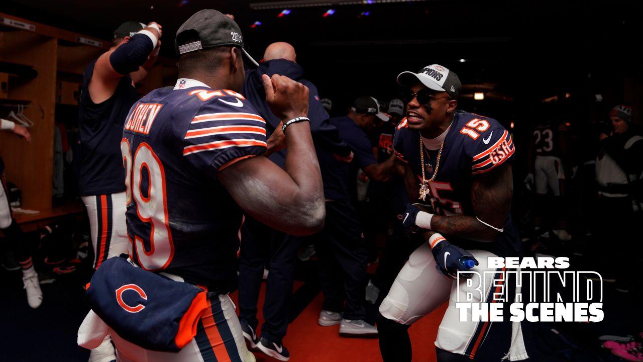 006dae61 How the Bears' quiet locker room became 'Club Dub'
