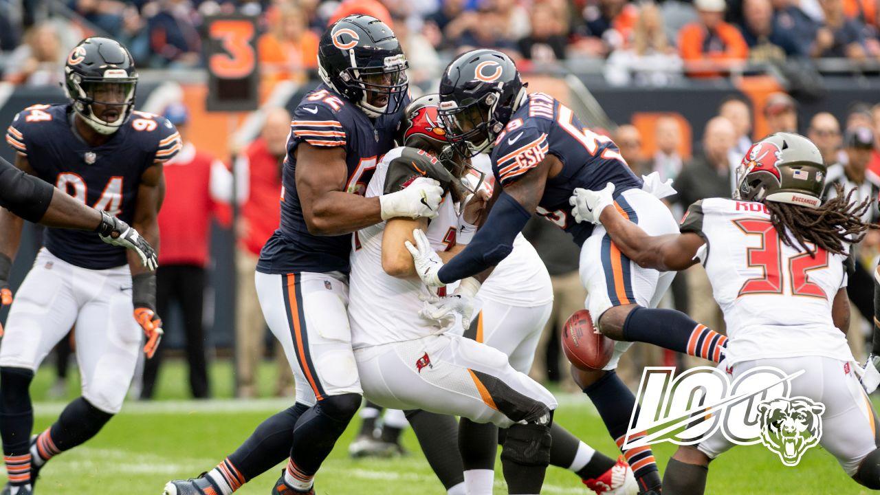 Bears 2020 opponents set