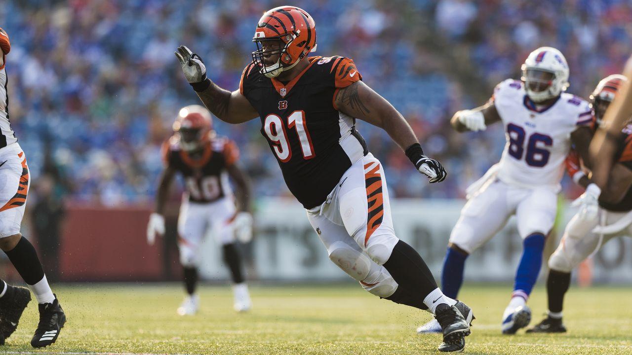 Josh Tupou Inks Deal With Bengals