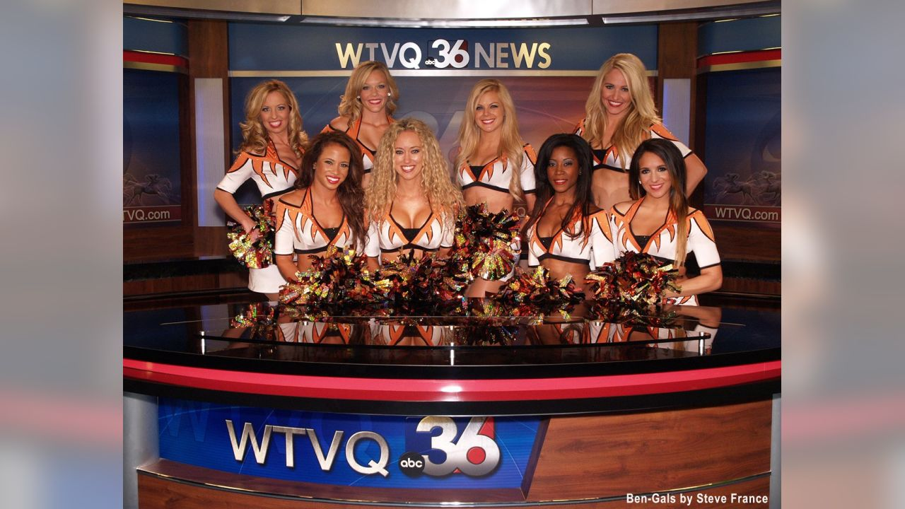 Ben-Gals Visit WTVQ Lexington (8/21/12)