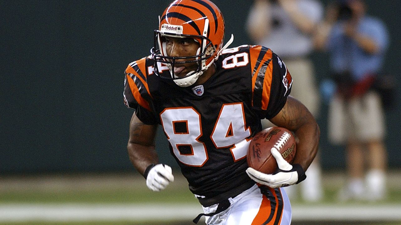 Bengals Uniforms Through the Years