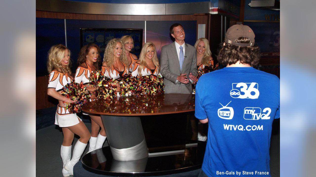Ben-Gals Visit WTVQ Lexington (8/21/12)