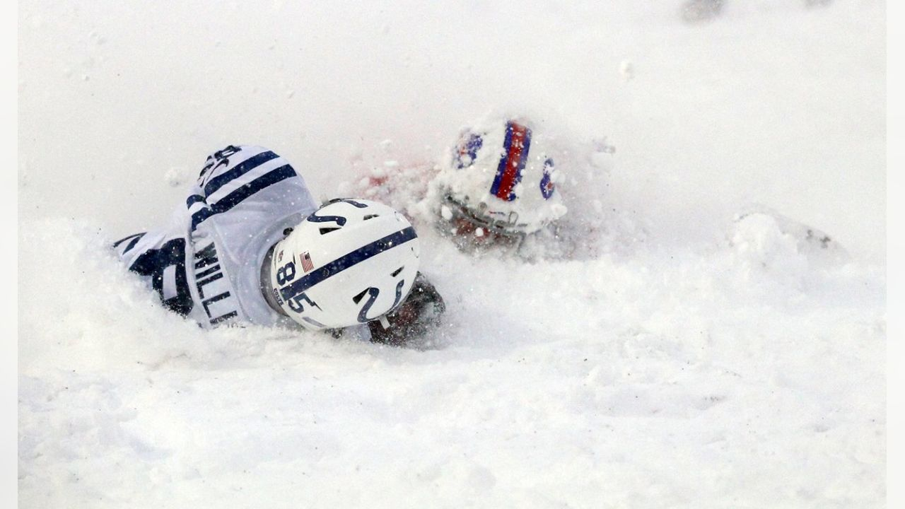 Best Bills Snow Photos