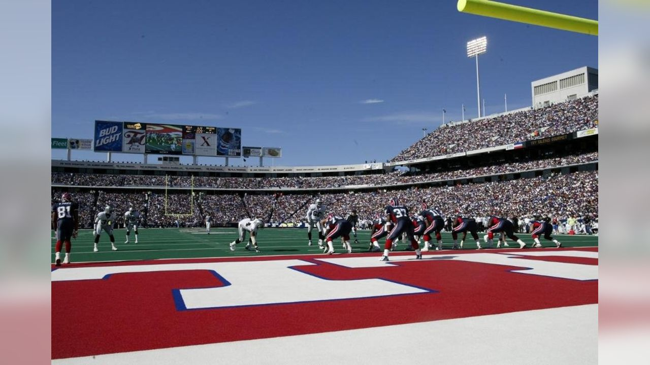 A look through history of the home of the Buffalo Bills