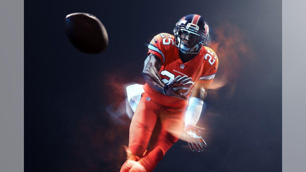033d4a1f6a1e8 NFL reveals Color Rush jersey for the Broncos