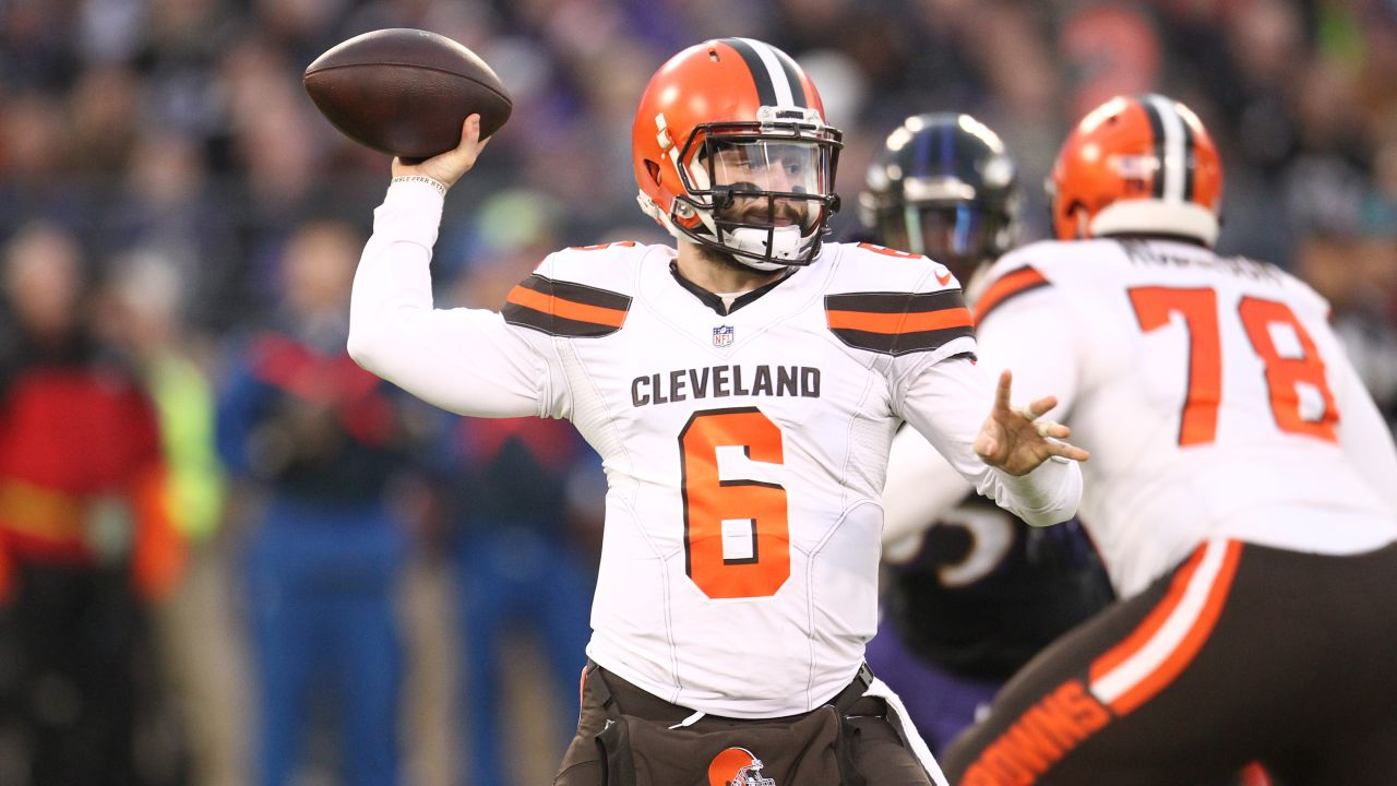 Nothing Fancy: Browns set to unveil new uniforms in 2020