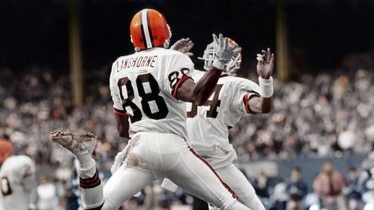 75b826a9 The improbable story of how little known WR Damon Sheehy-Guiseppi landed a  tryout and, ultimately, a contract with the Browns