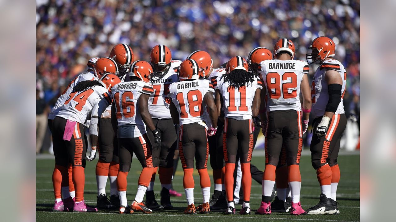 best service 0961e 8811f Browns uniforms throughout the years