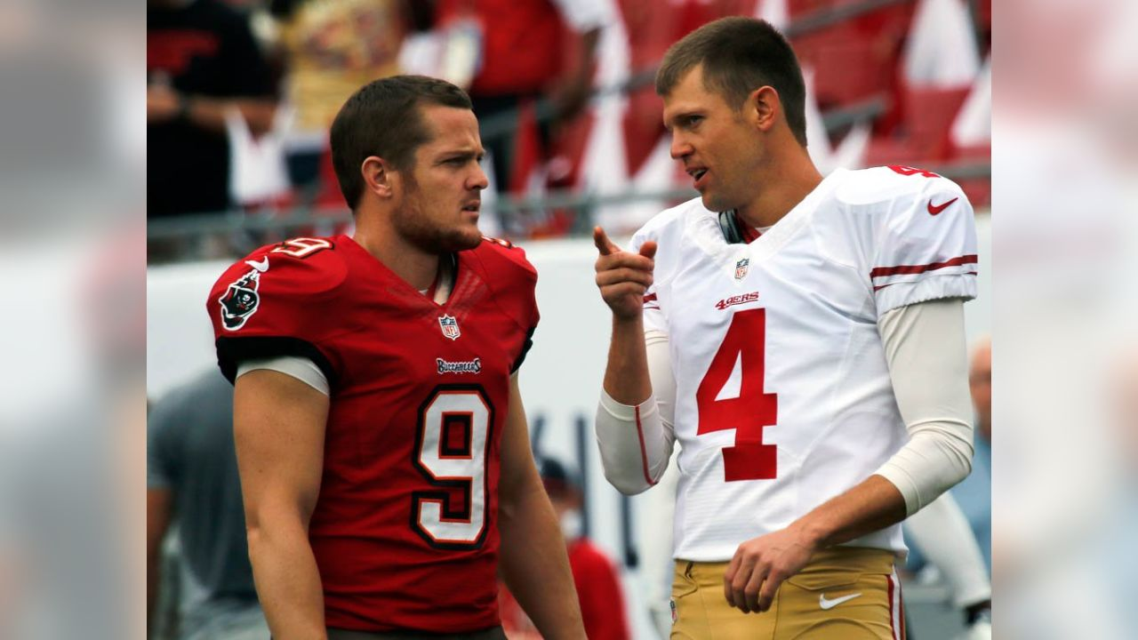 Browns punter Andy Lee to honor late daughter with new jersey number