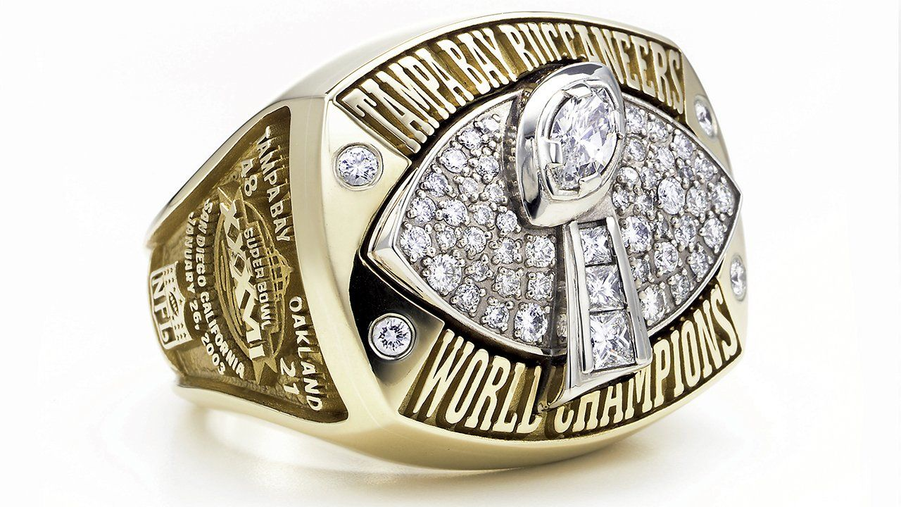 View Photos Of Every Super Bowl Ring