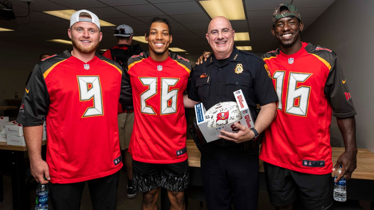 The 2019 Rookies Visit the TPD Citizens Academy
