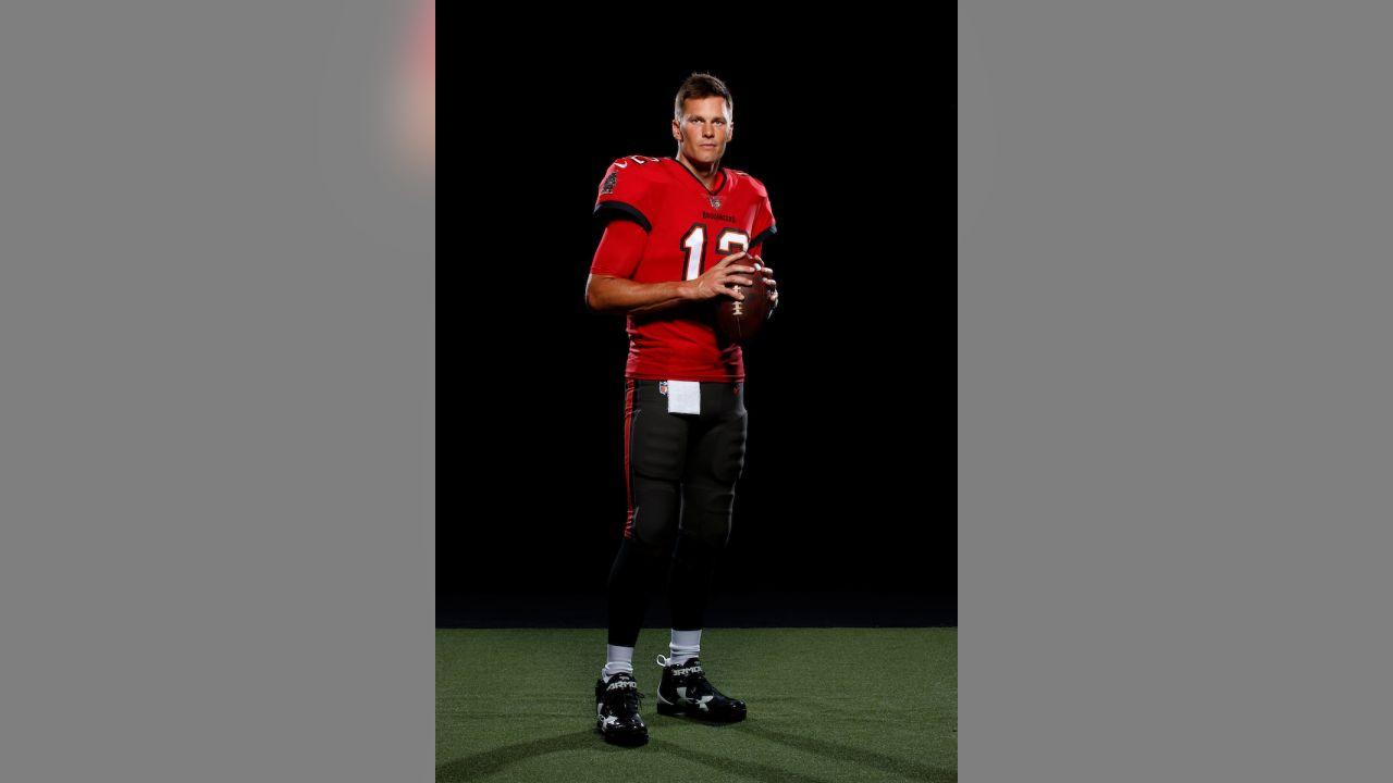 Photos First Look At Tom Brady In A Bucs Uniform