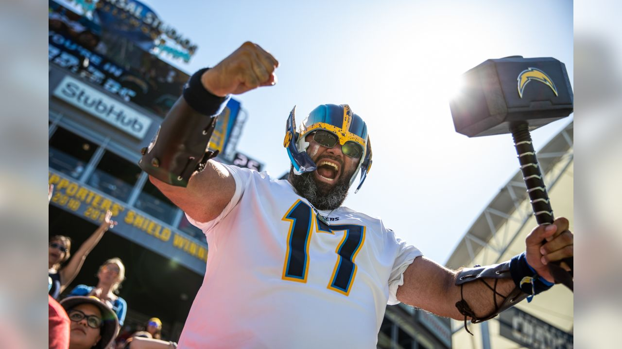 Chargers Gameday Experience