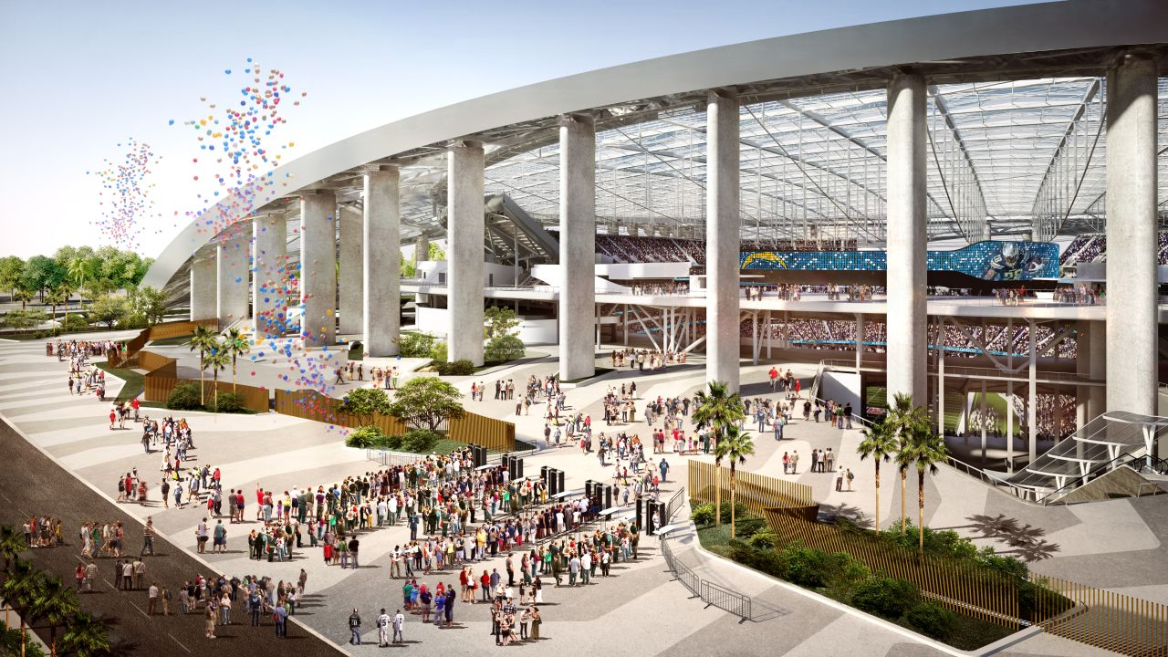 0ce45554 Los Angeles Chargers 2020 Suite and General Seating Season Ticket ...