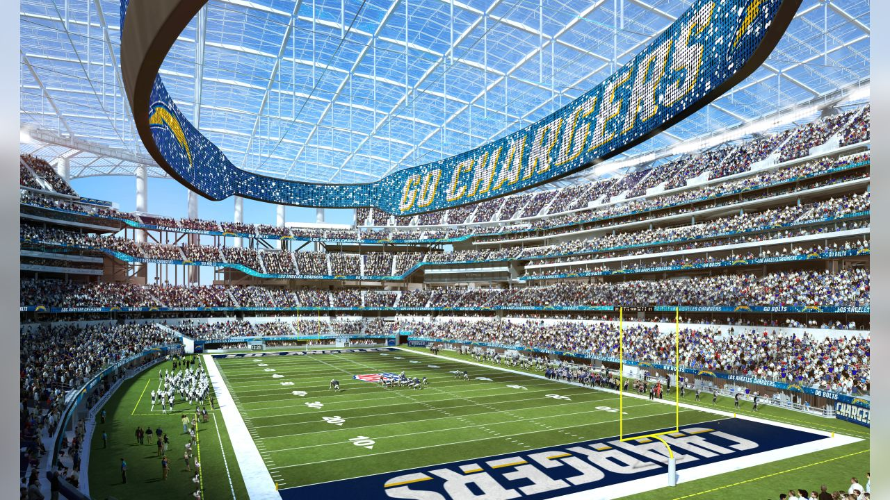 8a64cbc5 Los Angeles Chargers Announce First Phase of Season Ticket ...