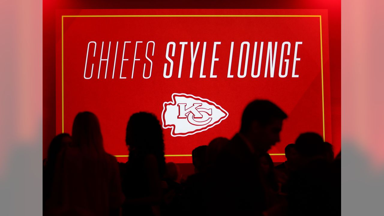 a806232b Tavia Hunt and the Kansas City Chiefs hosted the seventh annual Chiefs Style  Lounge on Thursday