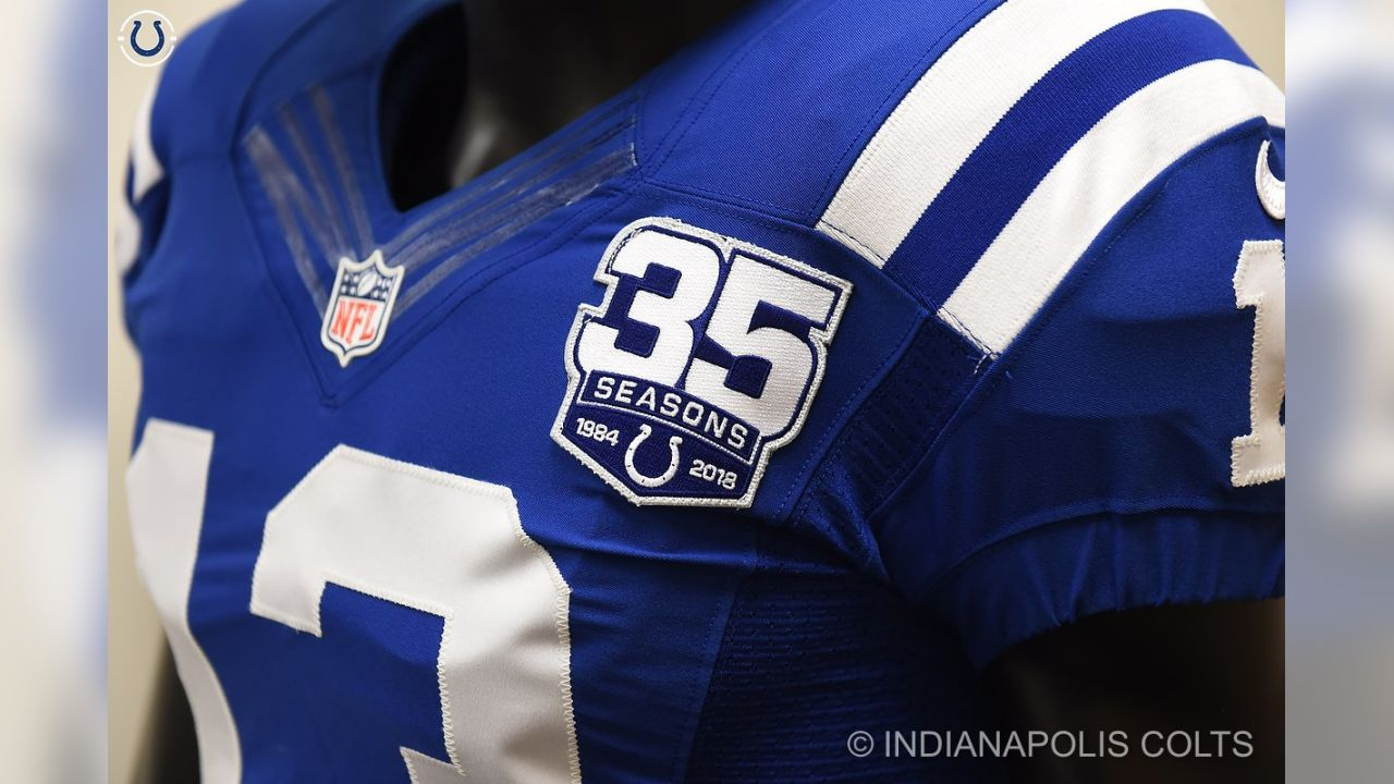 b5098aeb Colts Kick Off Celebration Of 35 Seasons In Indianapolis