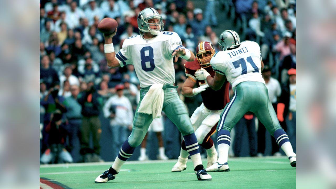 brand new be4c9 acc0c The Cowboys Uniform Through History