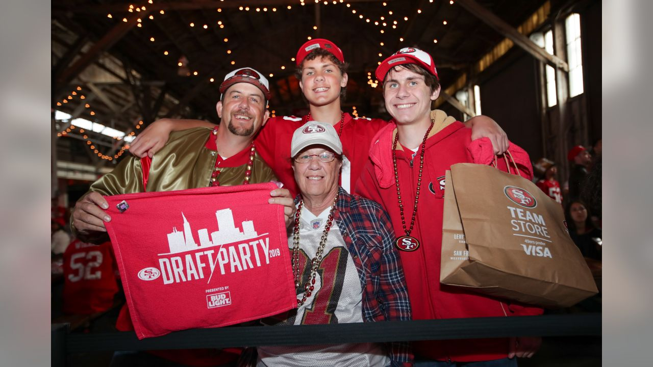 49ers 2019 Draft Party