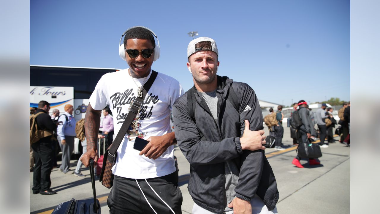 WR Kendrick Bourne and WR Trent Taylor