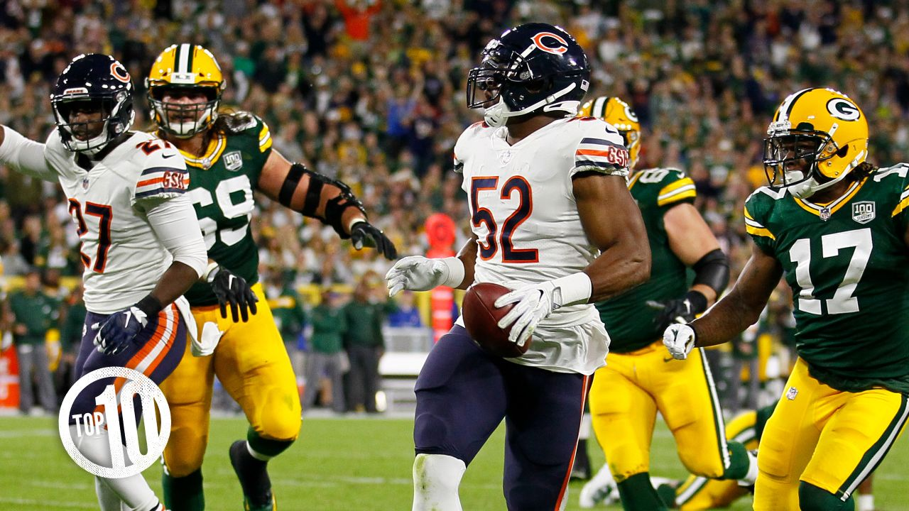 Top 10 Bears Vs Packers Photos