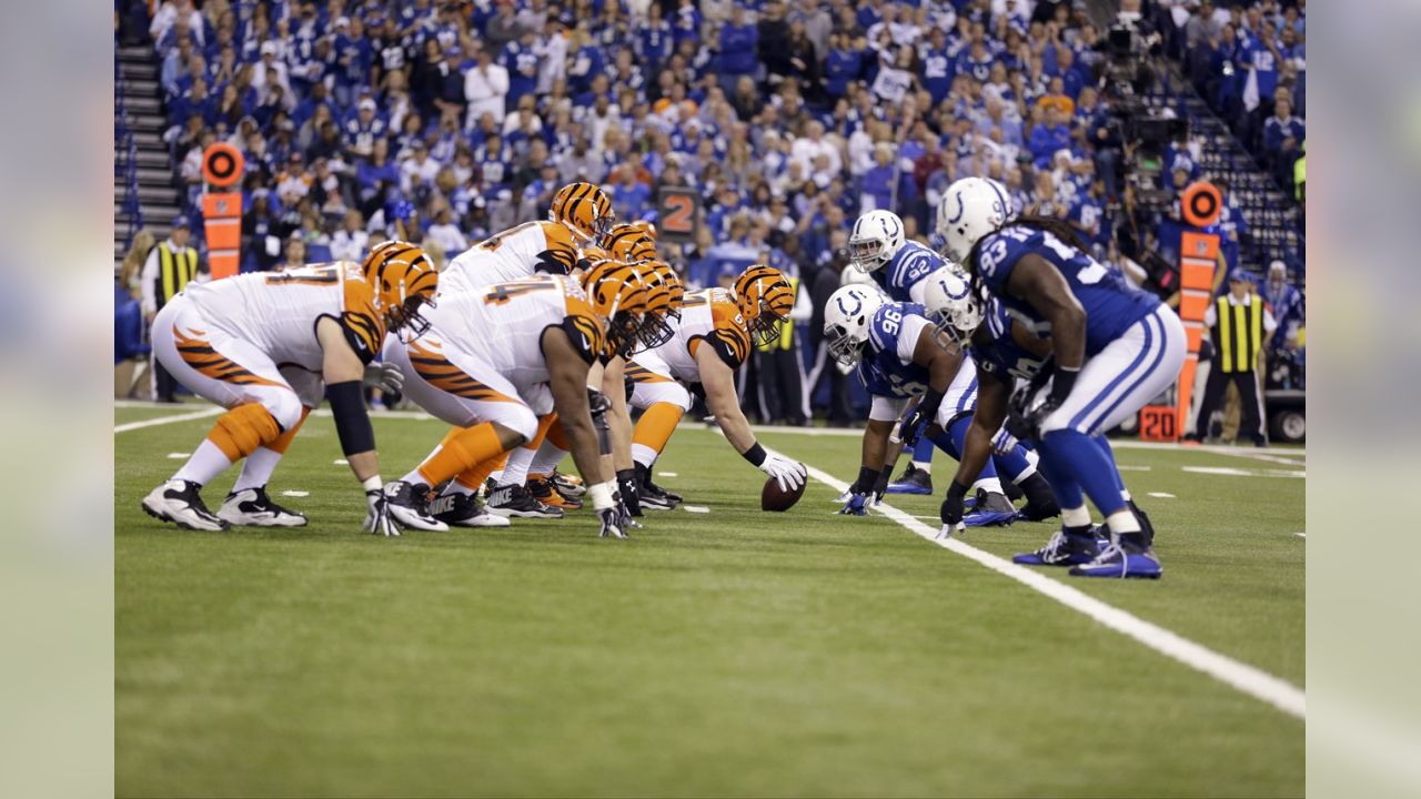 Week 1 – At Indianapolis Colts AP Photo/Michael Conroy