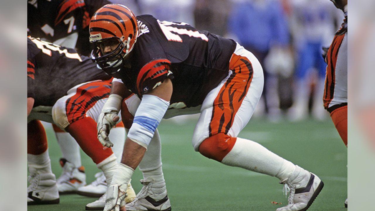 Anthony Munoz, OT  Bengals 1st Round Pick  1980 NFL Draft