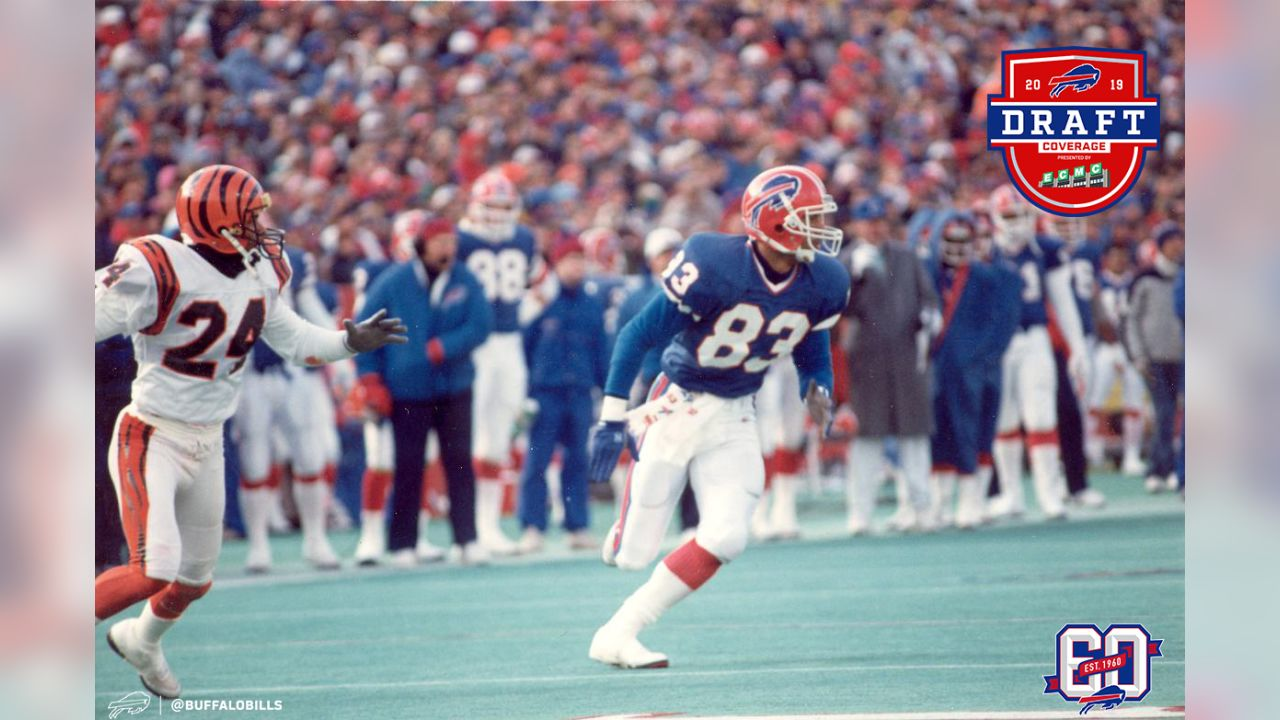 Wide receiver Andre Reed (Kutztown) was drafted in the fourth round of the 1985 NFL Draft. Reed's career landed him a spot in the Pro Football Hall of Fame.