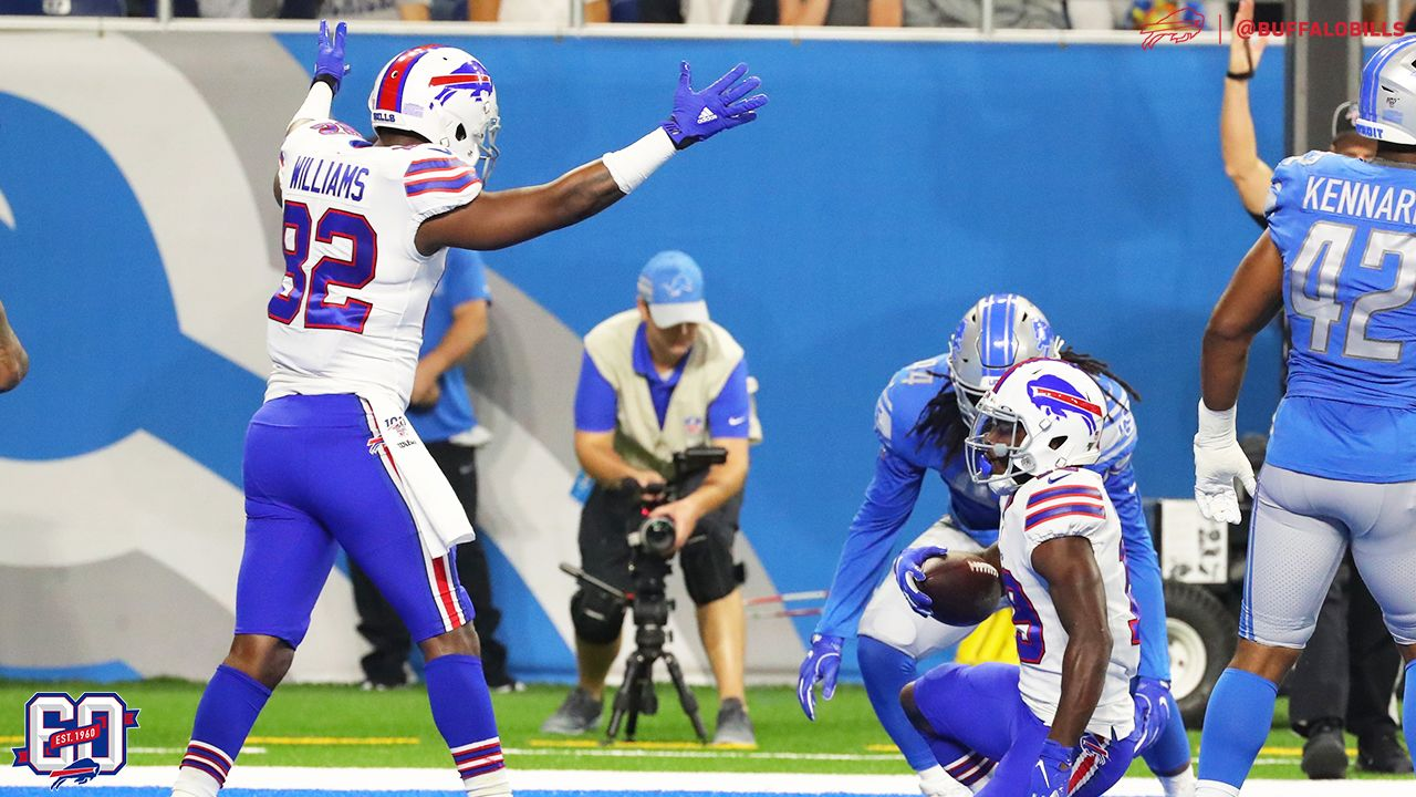 Bills take down the Lions in preseason match-up