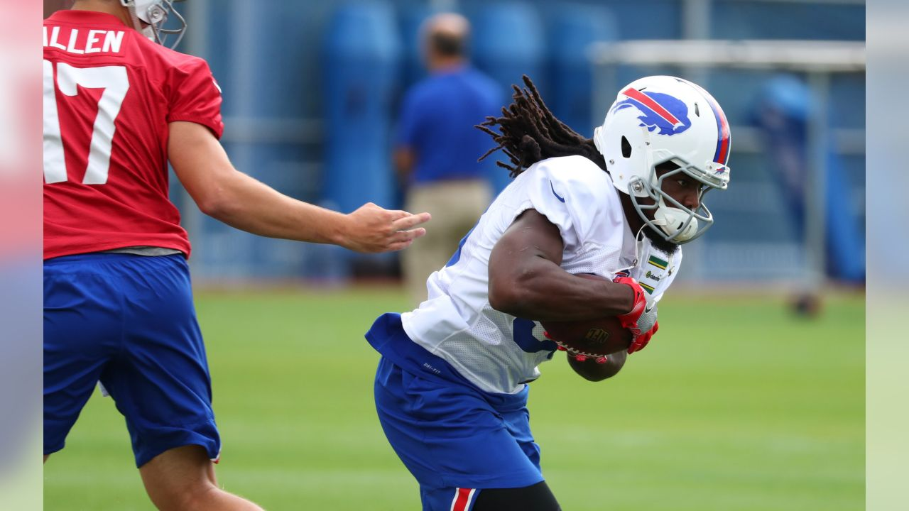 Buffalo Bills prepare for Week 2 at ADPRO Sports Training Center, September 12, 2018.  Photo by Bill Wippert