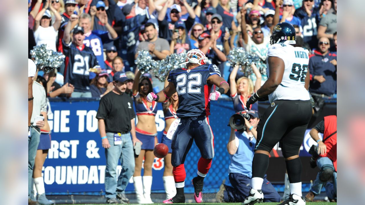 Jaguars vs. Bills, 2010