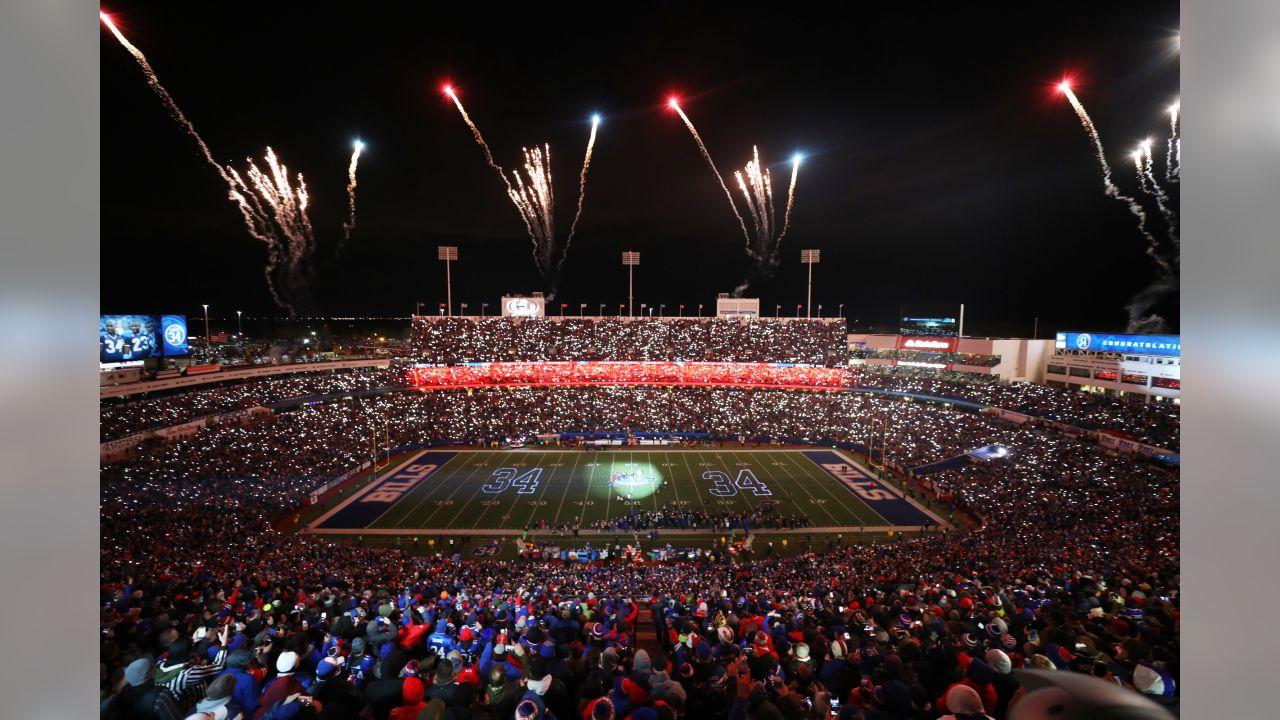 - Buffalo Bills vs New England Patriots at New Era Field, October 29, 2018. Photo by Sara Schmidle