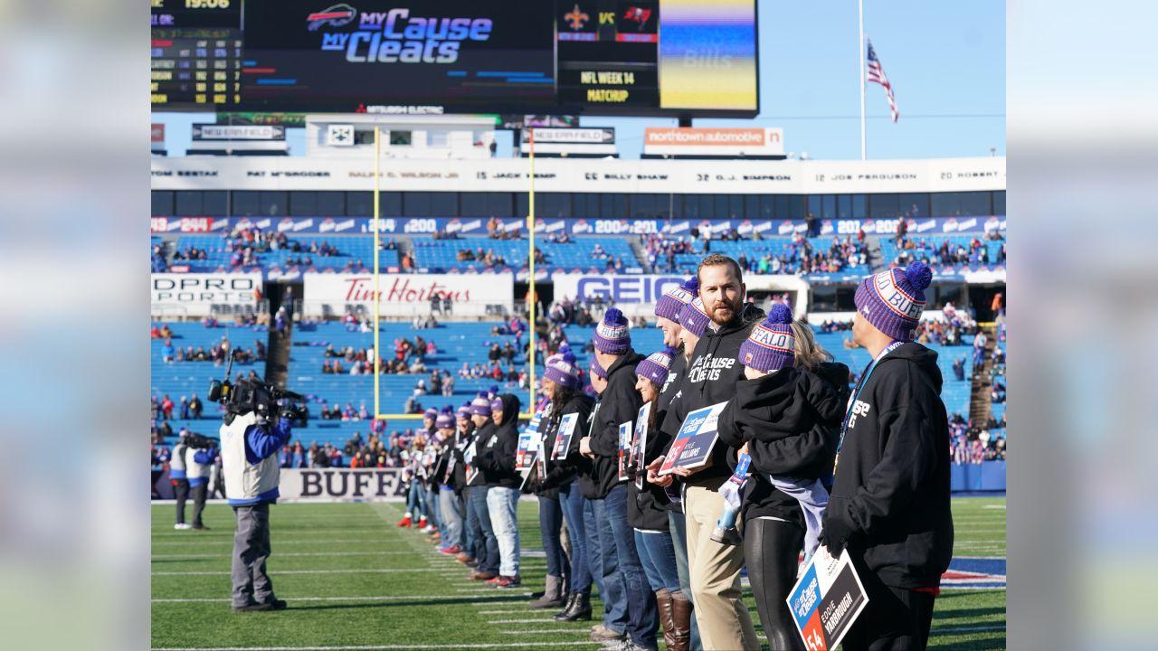 Buffalo Bills vs New York Jets game at New Era Field on December 9, 2018.    Photo by Craig Melvin