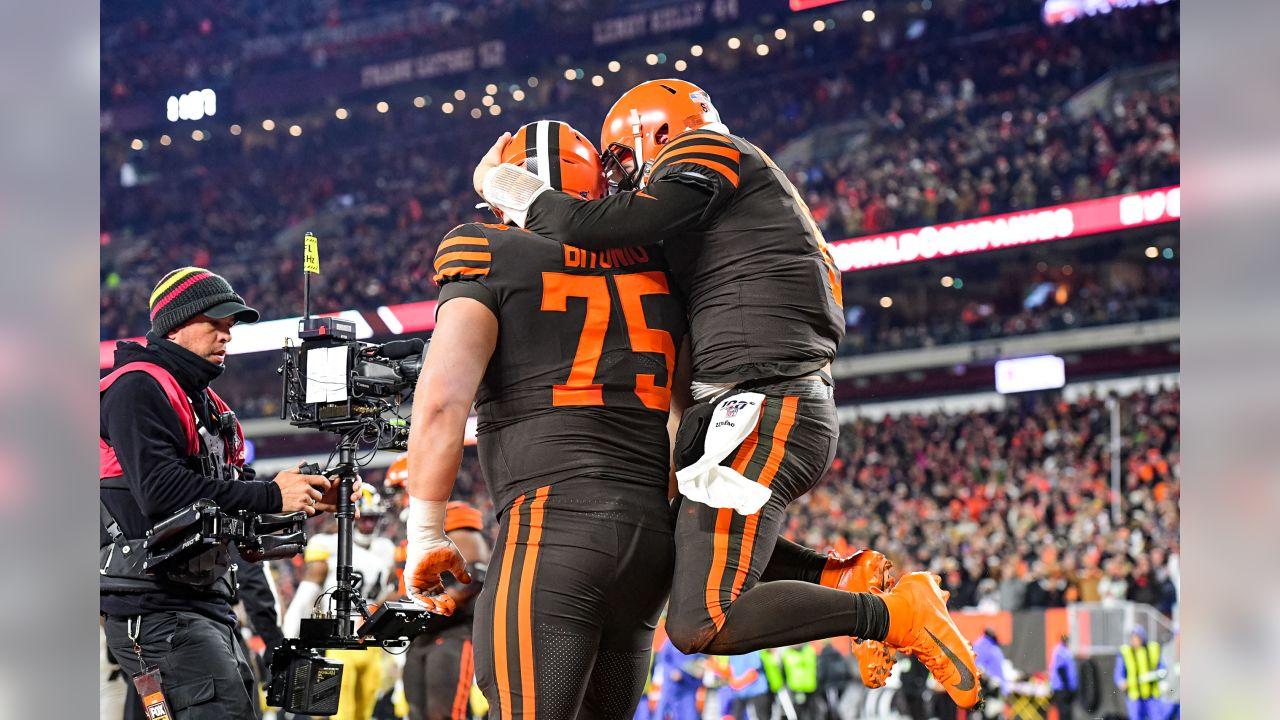Photos Week 11 Browns Vs Steelers Game Action