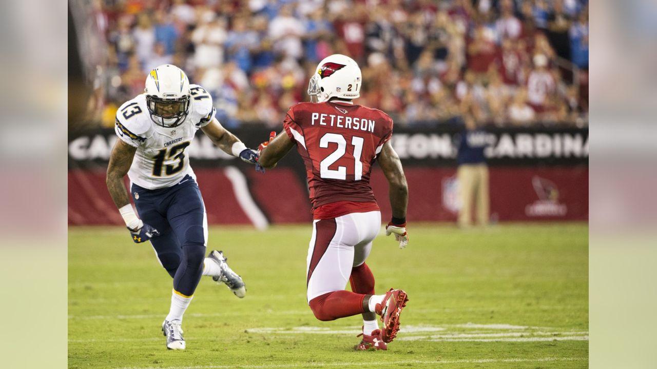 Preseason Week 1 (Aug. 9-13): Chargers at Cardinals