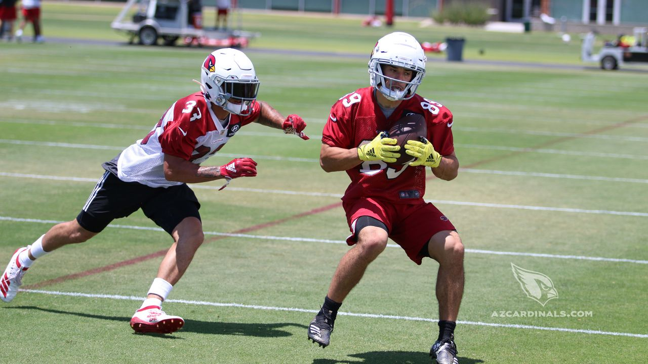 CB Byron Murphy and WR Andy Isabella