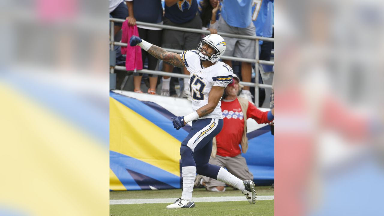 The Chargers annual Salute to Service NFL football game against the Buffalo Bills Sunday, Nov. 19, 2017, in Carson, Calif.