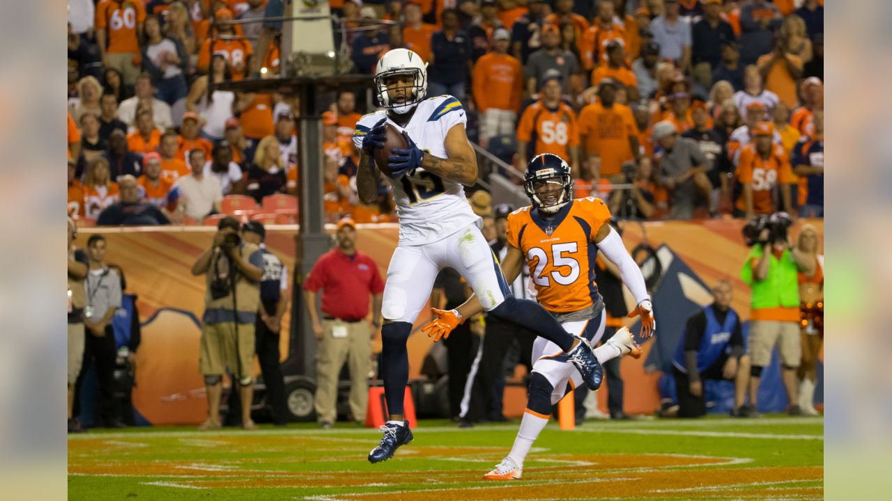 Los Angeles Chargers vs. the Denver Broncos at Sports Authority Field at Mile High on Monday, Sept. 11, 2017. The Broncos won 24-21.