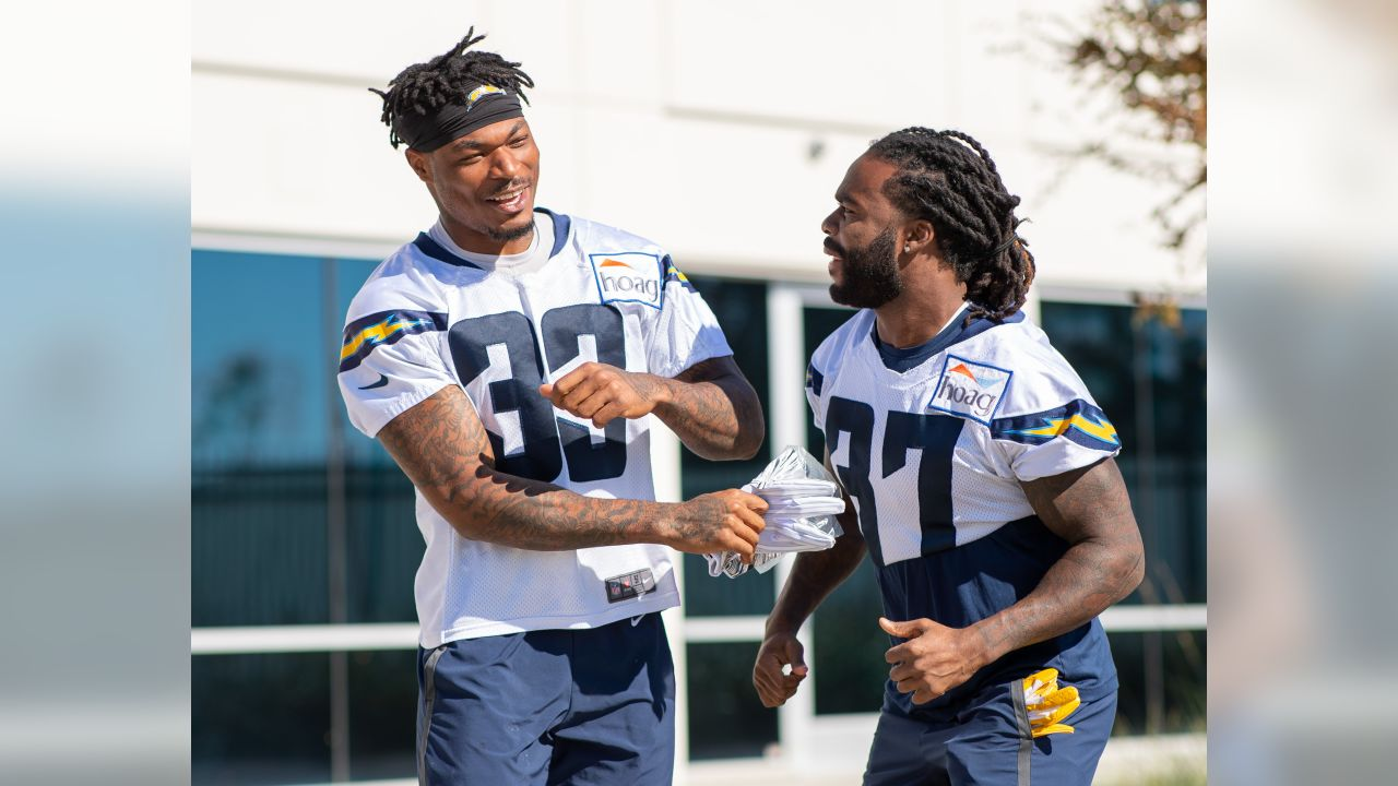 Los Angeles Chargers Practice at Hoag Performance Center on Friday, November 9, 2018.