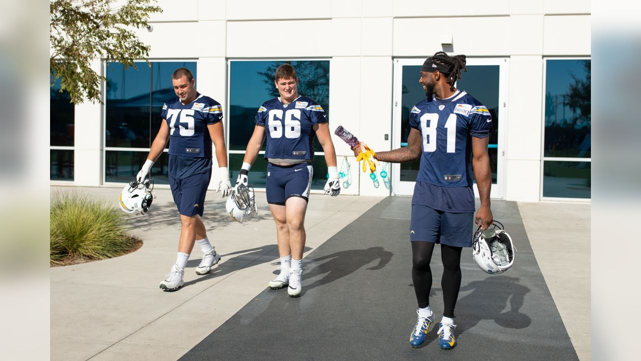 Los Angeles Chargers Practice at Hoag Performance Center on Thursday, November 14, 2018.